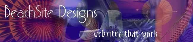 Resume of Cassandra Beach, Owner, Beachsite Designs - Websites that Work